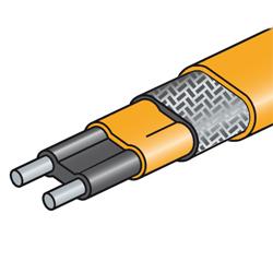 fse modeli ısıtıcı kablo