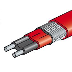 fs+ modeli ısıtıcı kablo